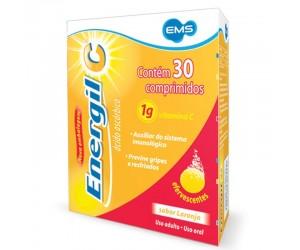 Energil C 1g 30 comprimidos efervescentes